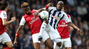 Arsenal v West Bromwich