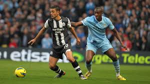 Manchester City v Newcastle