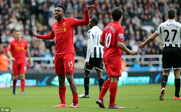 Newcastle - Liverpool